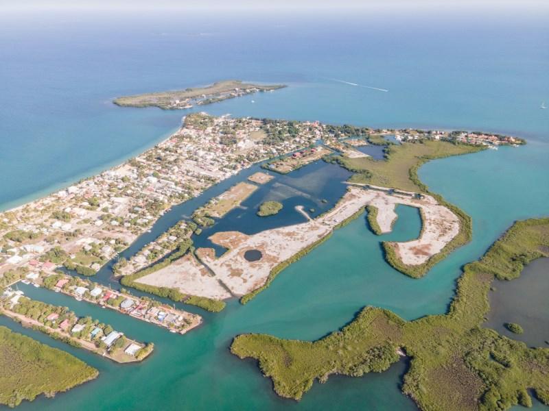 RE/MAX real estate, Belize, Placencia, Developer's Dream - Inner Lagoon Placencia