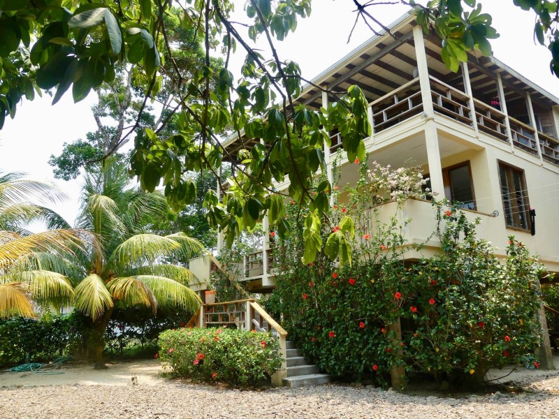 RE/MAX real estate, Belize, Independence, Malacate Beach 2 Bedroom/2 Bath Home with Beachfront Lot