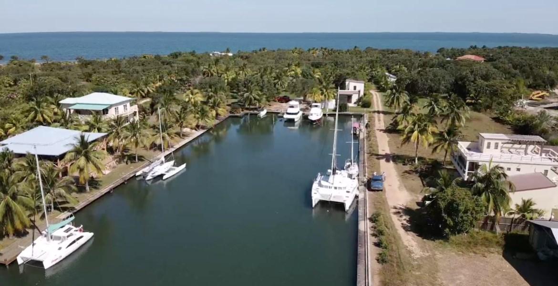 RE/MAX real estate, Belize, Placencia, 8 Bedroom Villa in Marina Community in Placencia