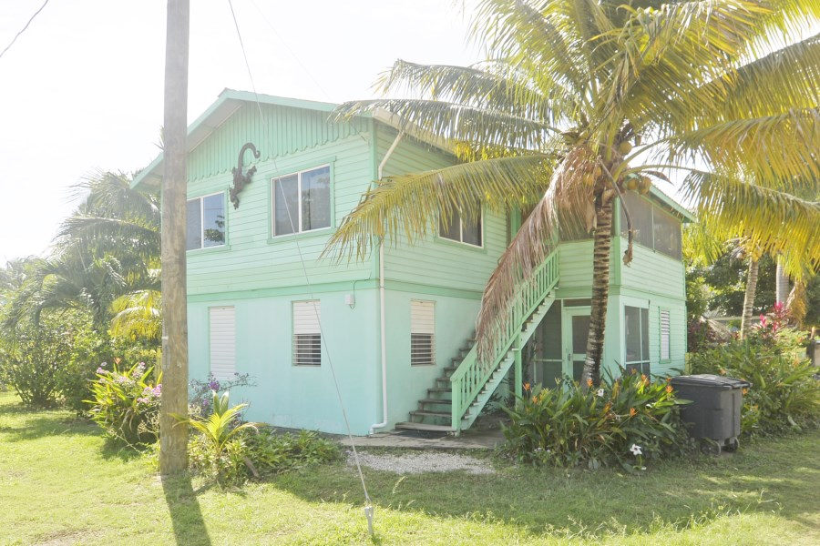 RE/MAX real estate, Belize, Placentia Village, H6586 - Duplex In Placencia Village