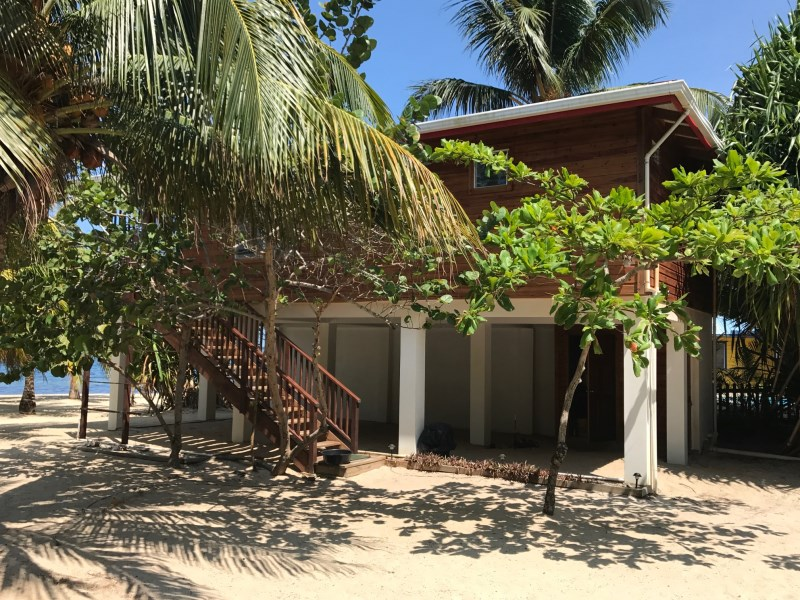 Remax real estate, Belize, Maya Beach, B6556 - Triplex On The Beach In Maya Beach