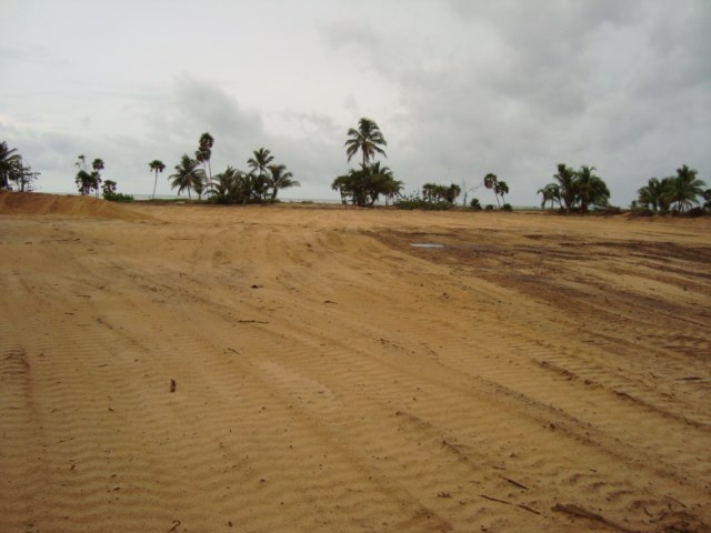 Remax real estate, Belize, Gales Point, 4.88 Acres of Pristine Beachfront Property Located Near Gales Point with a All Weather Road and Gated Subdivision