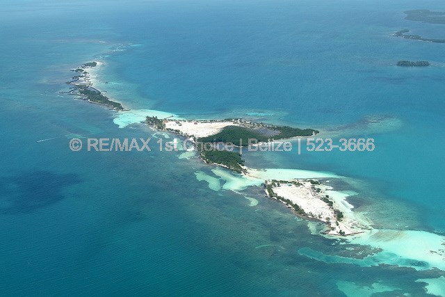 Remax real estate, Belize, Dangriga, South Cocoplum Caye