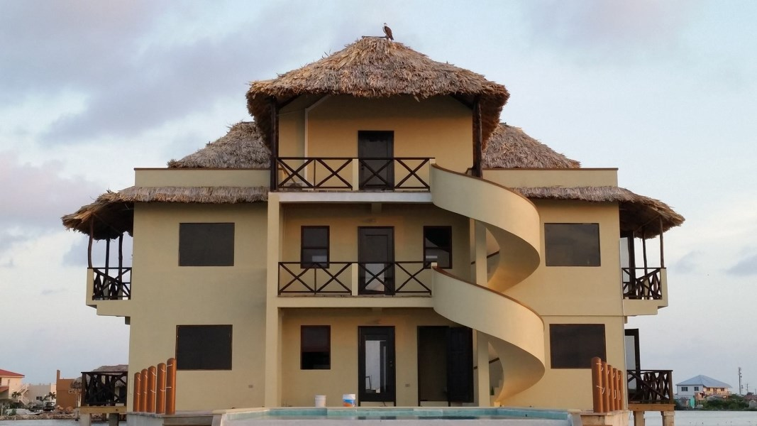 RE/MAX real estate, Belize, San Pedro, A Great Opportunity To Experience A Unique Overwater Living