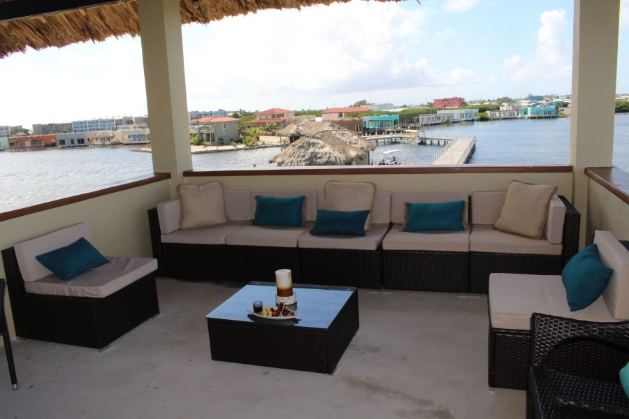 RE/MAX real estate, Belize, San Pedro, An Exquisite Luxury Penthouse Suite Overlooking The Caribbean Sea!!!