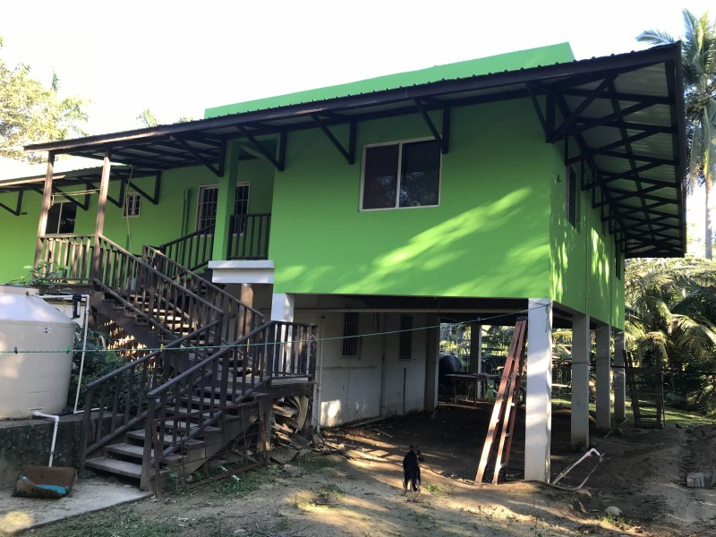 RE/MAX real estate, Belize, Hopkins, 5 Bedroom Home on The Beautiful Sittee River - Financing Available