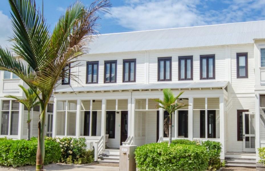 RE/MAX real estate, Belize, San Pedro, 2-Bedroom Townhouse At Hilton Resort