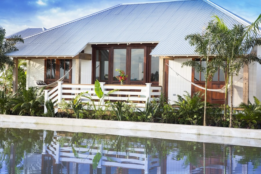 RE/MAX real estate, Belize, San Pedro, Mahogany Bay And Coastal Living Queen Cottage