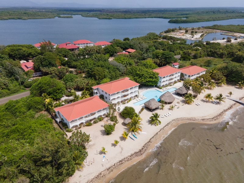 RE/MAX real estate, Belize, Maya Beach, 2 Bedroom Beachfront Condo at Umaya Resort - Priced to Sell