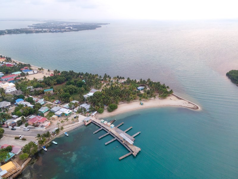 RE/MAX real estate, Belize, Placencia, BEST BEACH FRONT IN PLACENCIA
