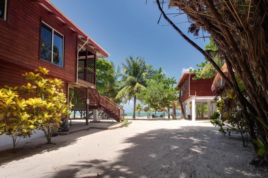 RE/MAX real estate, Belize, Maya Beach, Income Generating Beachfront Rentals in Maya Beach