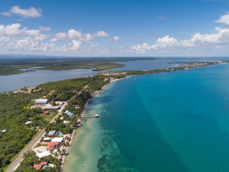 RE/MAX real estate, Belize, Placencia, Hotel & Restaurant on the Sea!