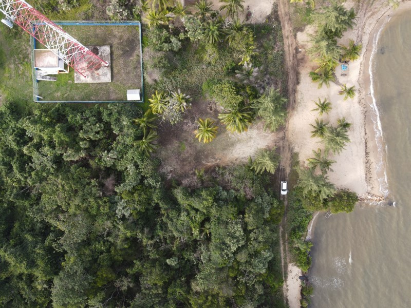 RE/MAX real estate, Belize, Riversdale, Beachview Lot in Riversdale