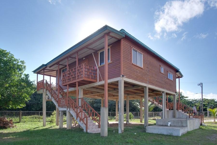 RE/MAX real estate, Belize, Placencia, 2 Bedroom Home
