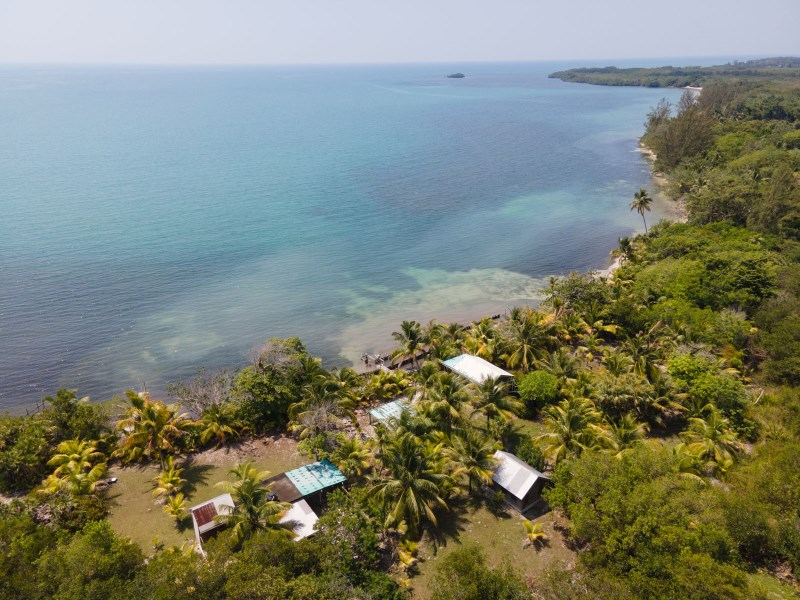 RE/MAX real estate, Belize, Monkey River, Beachfront Cabins in Englishtown