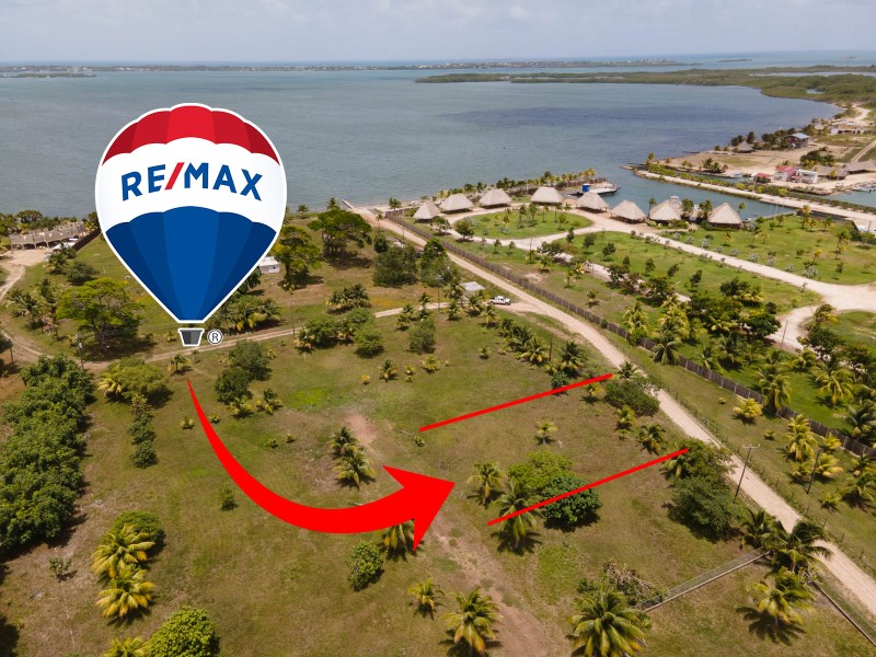 RE/MAX real estate, Belize, Independence, Beachview Lot in up and coming neighborhood