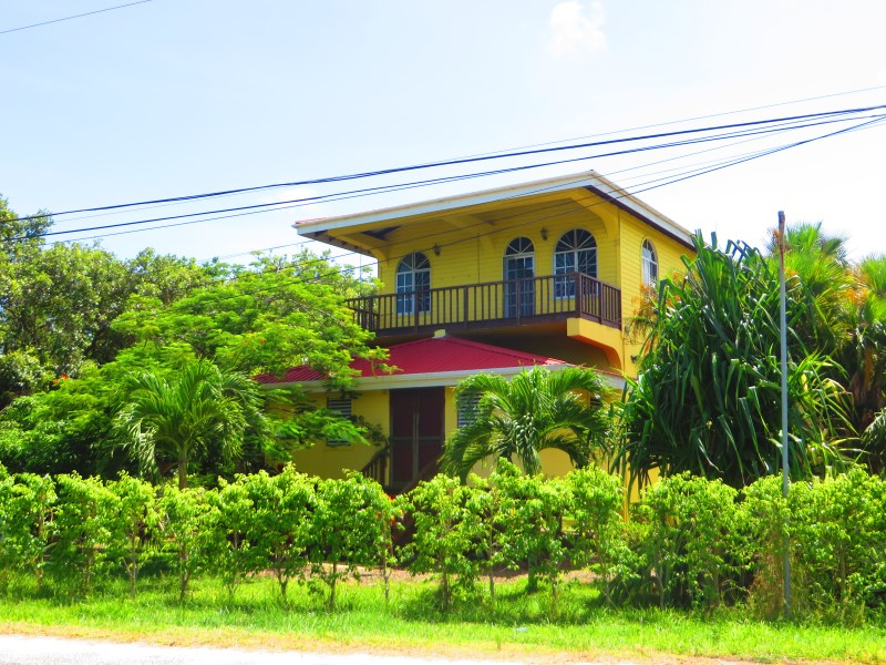 Remax real estate, Belize, Seine Bight, Residential with Rental Income Next to Itz´Ana and Roberts Grove