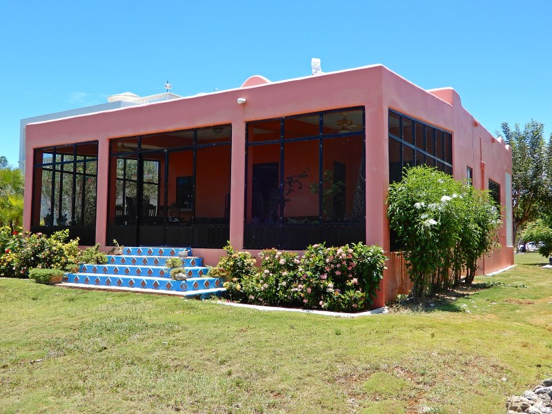 RE/MAX real estate, Belize, Corozal Town, Water Front Home - Casita Vista Hermosa in Northern Corozal
