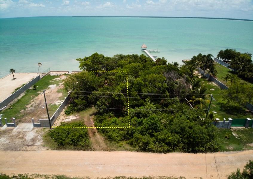 RE/MAX real estate, Belize, Corozal Town, SEA FRONT LOT FINCA SOLANA - COROZAL