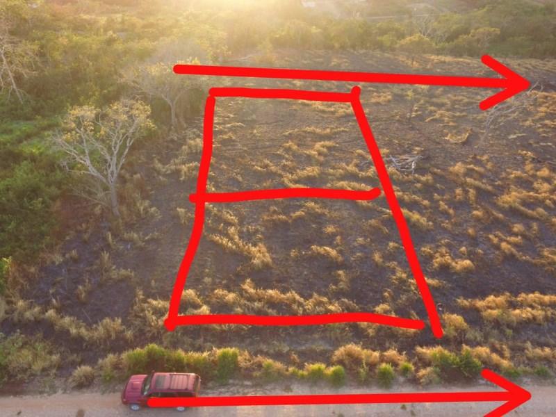 Remax real estate, Belize, Bullet Tree Falls, L9401 - .25 acre lot on Bullet Tree Rd - San Ignacio, Cayo