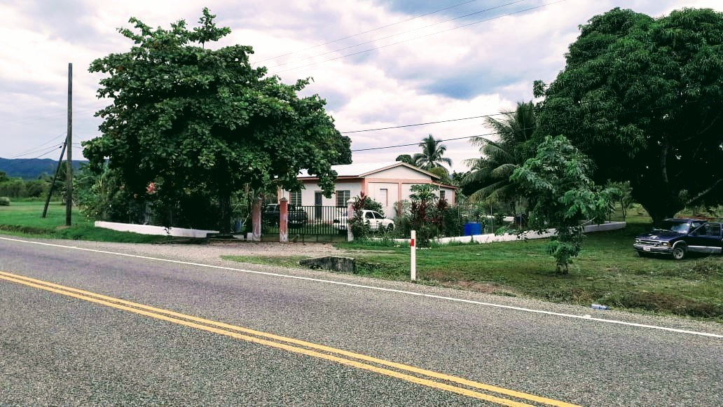 RE/MAX real estate, Belize, Dangriga, Highway property on Mile 10 Stann Creek Valley, Stann Creek