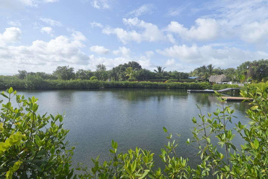 Remax real estate, Belize, Placencia, 7000 sq ft Lot on Marina