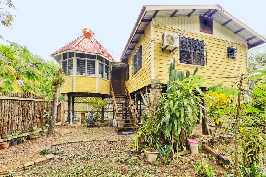 Remax real estate, Belize, Sittee River, Two Bedroom Riverfront Oasis