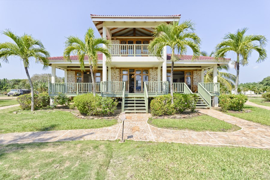 RE/MAX real estate, Belize, Hopkins, Villa 5 Hopkins Bay Resort