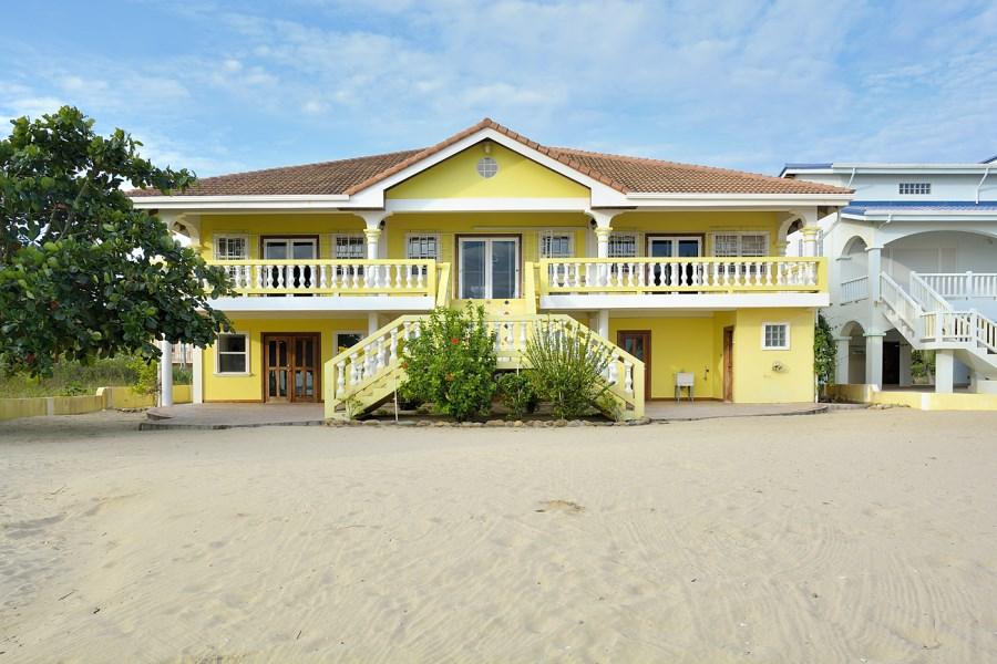 RE/MAX real estate, Belize, Hopkins, ESTATE SALE: Luxurious Oceanfront Living at it's finest Ph 4 Sittee Point