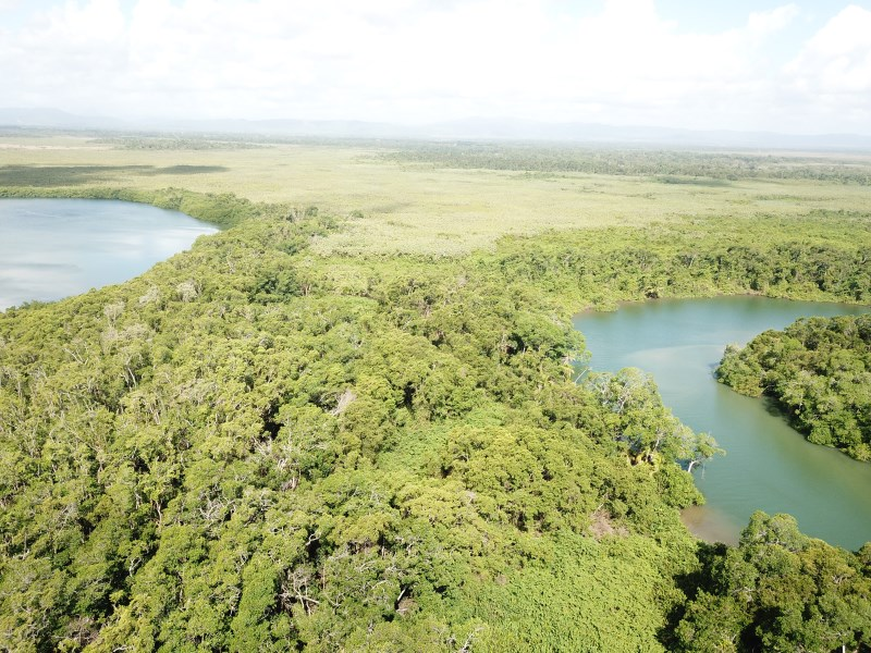 RE/MAX real estate, Belize, Sittee River, 17 Acres River to Lagoon in Sittee River