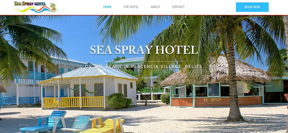 RE/MAX real estate, Belize, Placencia, Sea Spray Hotel in Southern Belize