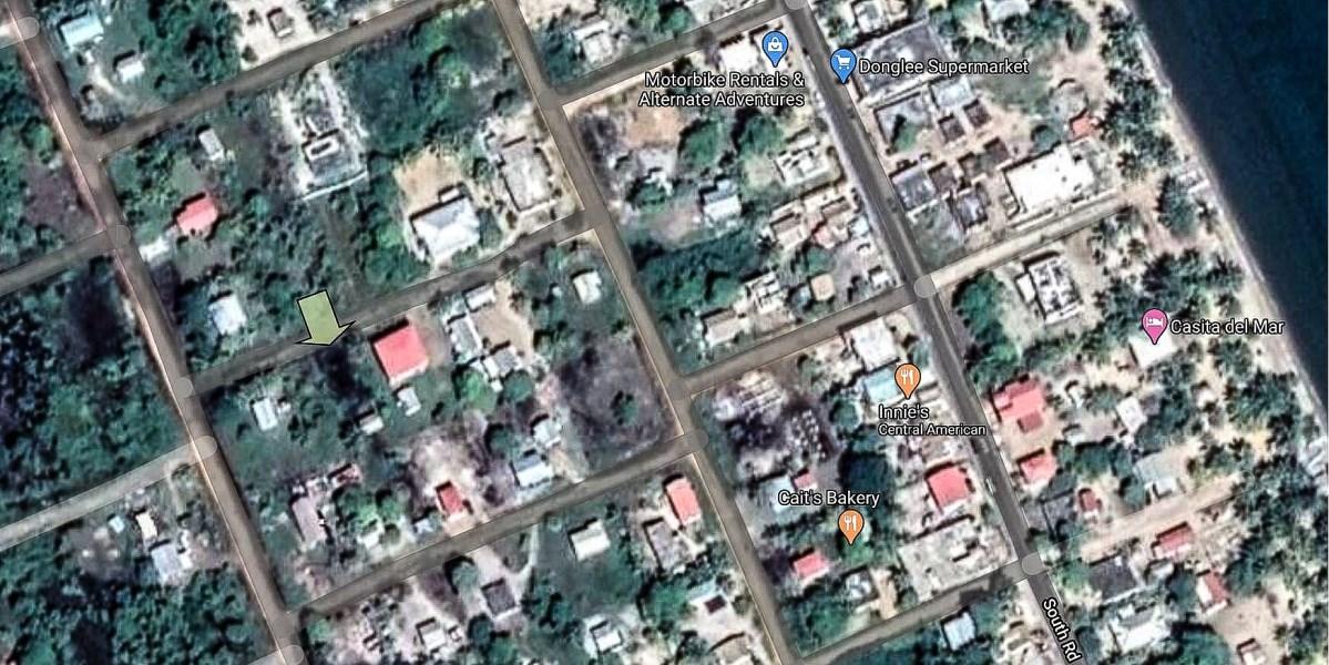 Remax real estate, Belize, Hopkins, Lot For Sale - Hopkins Village