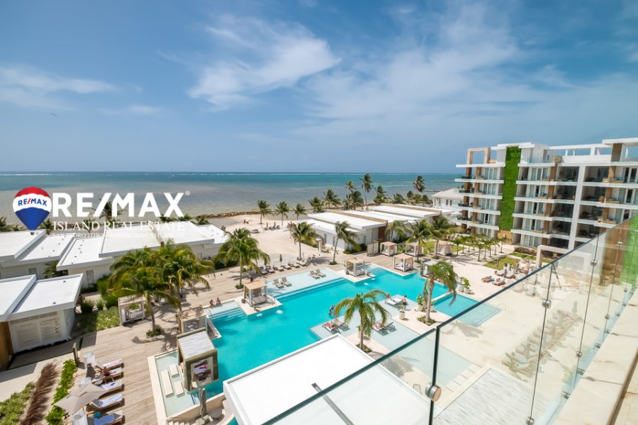 RE/MAX real estate, Belize, Ambergris Caye, Corner Penthouse at Alaia Autograph Collection, by Marriott, Ambergris Caye Belize