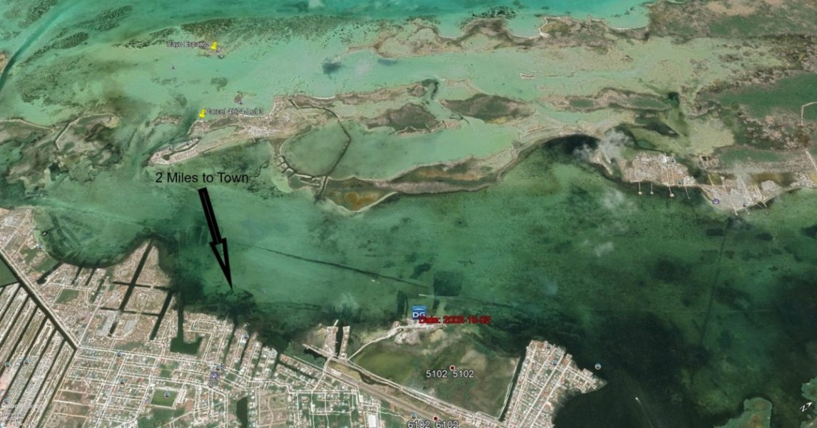 RE/MAX real estate, Belize, San Pedro, Westside Beachfront Lot