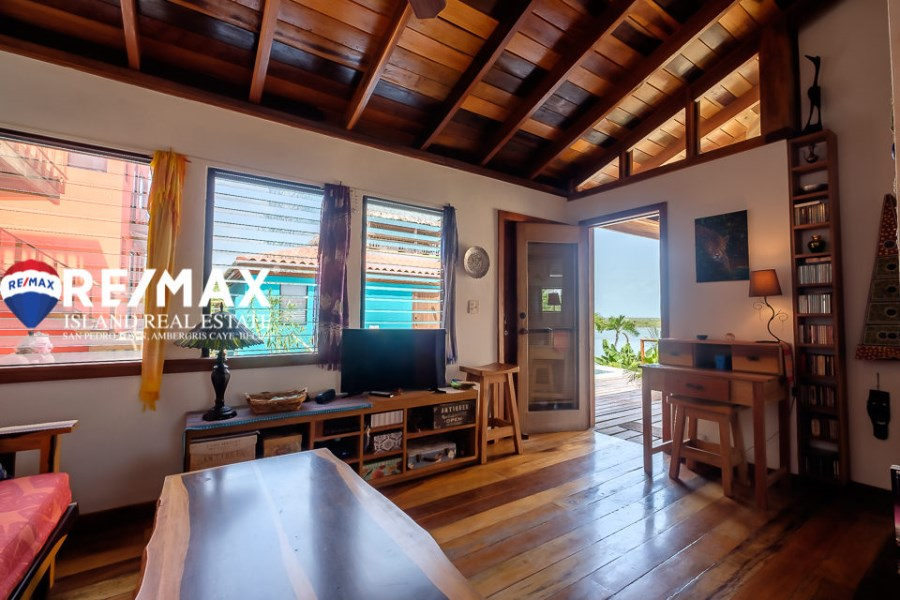 RE/MAX real estate, Belize, San Pedro, Belize Water View Condo