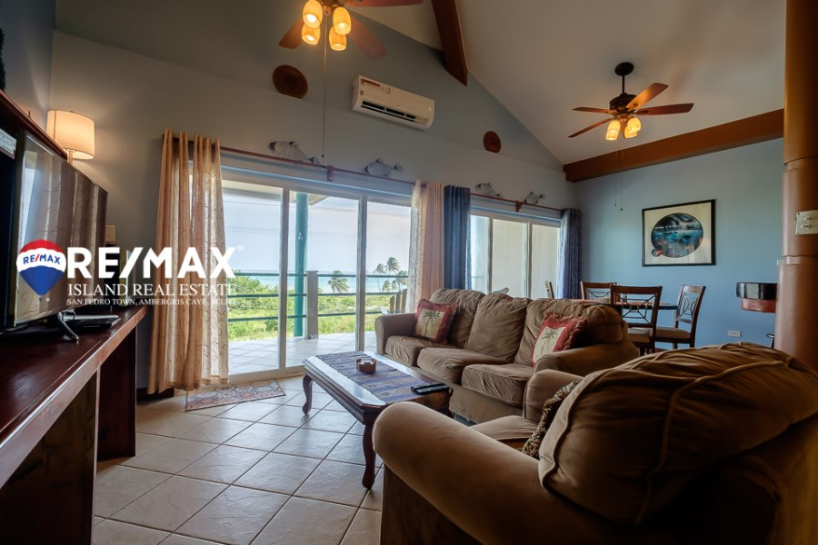 RE/MAX real estate, Belize, San Pedro, Mara Laguna Villa