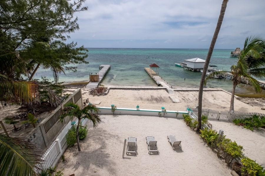 RE/MAX real estate, Belize, Ambergris Caye, Belizean Reef Oceanfront Condo