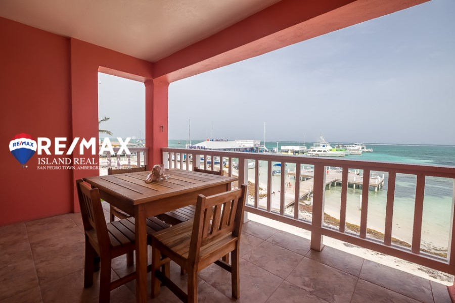 RE/MAX real estate, Belize, Ambergris Caye, Mayan Princess Beachfront Condo