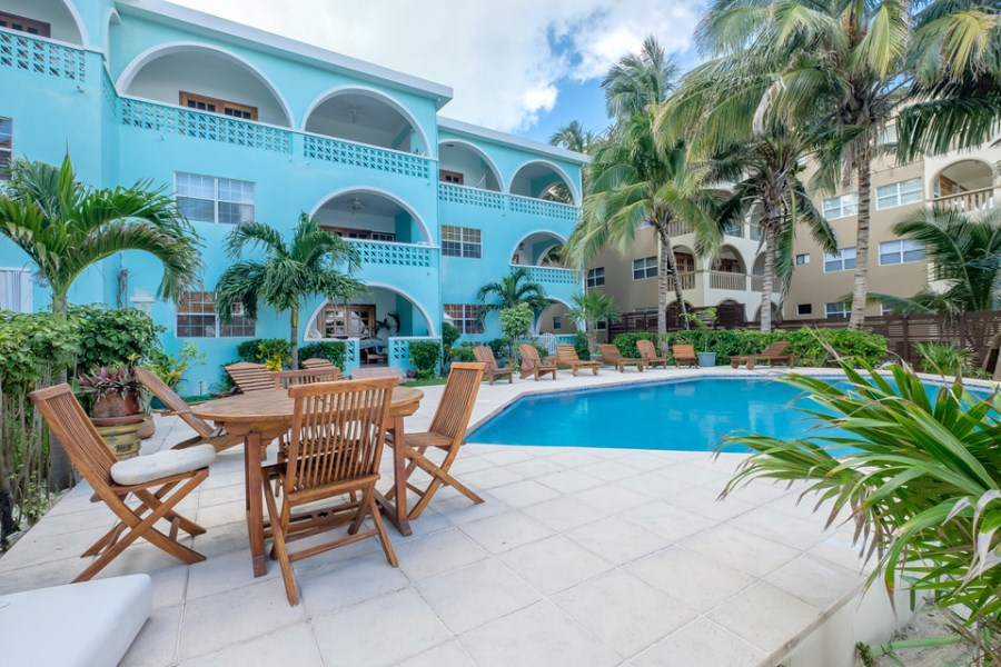 RE/MAX real estate, Belize, Ambergris Caye, Tranquility at Beach Resort