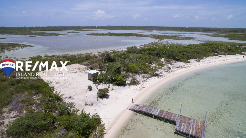 RE/MAX real estate, Belize, Ambergris Caye, Beachfront Land Secret Beach