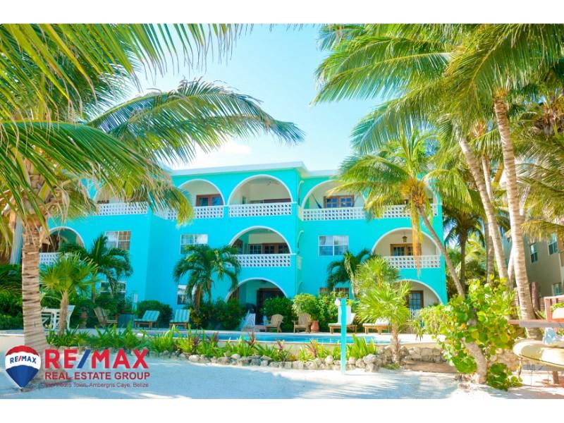 Remax real estate, Belize, San Pedro, Tranquility Beach Club Condo 7
