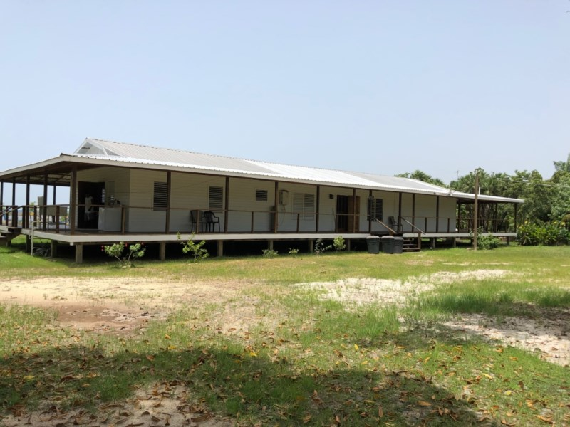 RE/MAX real estate, Belize, Independence, Retreat on 2.5 Acres - Waterfront