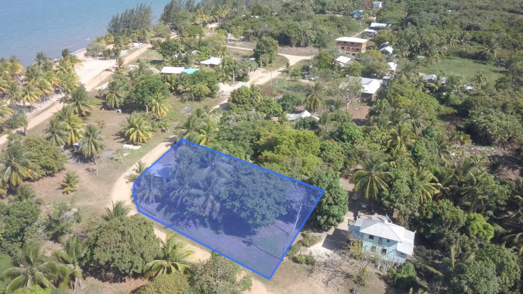 Remax real estate, Belize, Riversdale, Ocean view home in fishing village