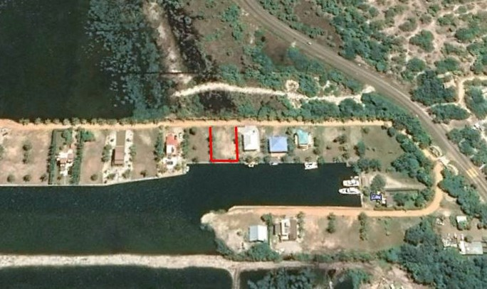 Remax real estate, Belize, Placencia, Waterfront Lot in Upscale Marina Community