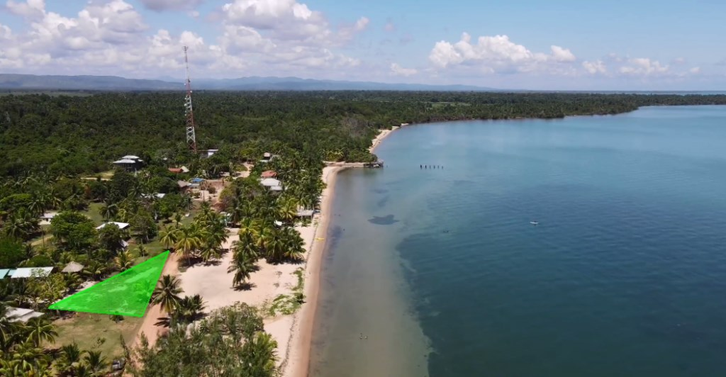 RE/MAX real estate, Belize, Riversdale, Ocean View House lot in Riversdale