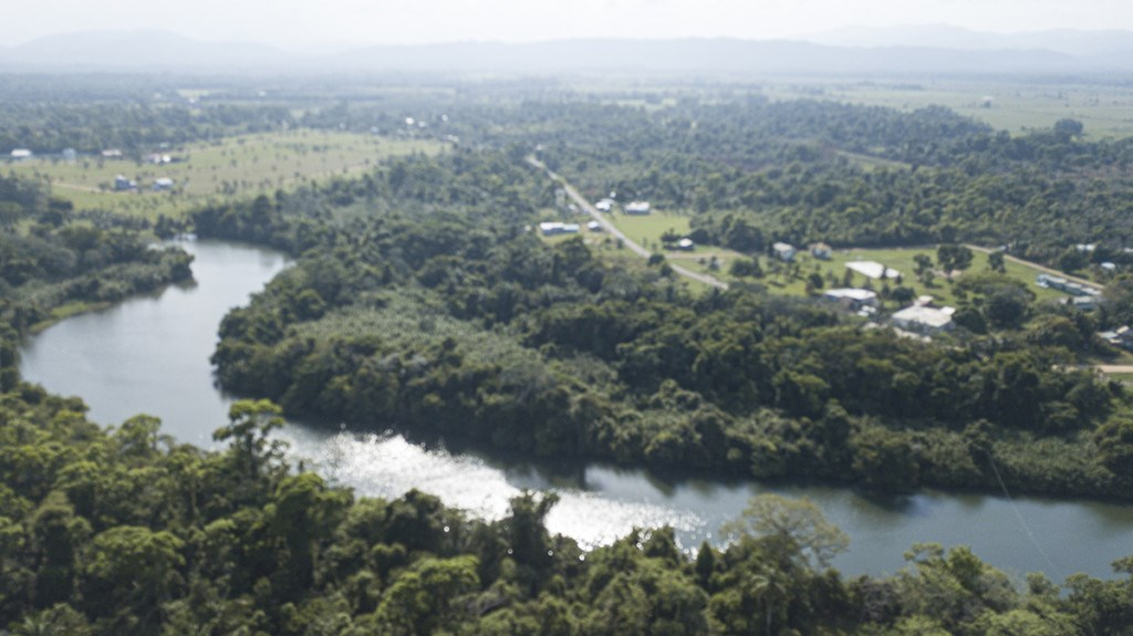 RE/MAX real estate, Belize, Sittee River, One Acre of Jungle on the Sittee River