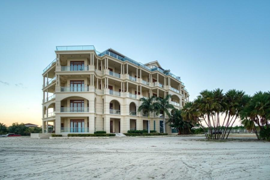 RE/MAX real estate, Belize, Placencia, 3 Bedroom Oceanfront Condo in Placencia — PRICE REDUCED
