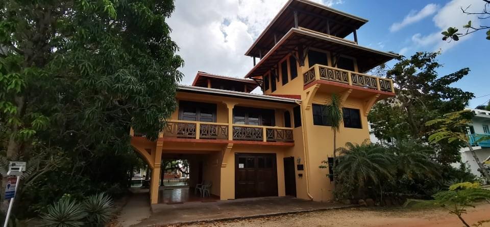 RE/MAX real estate, Belize, Placencia, Custom Lagoonfront Villa