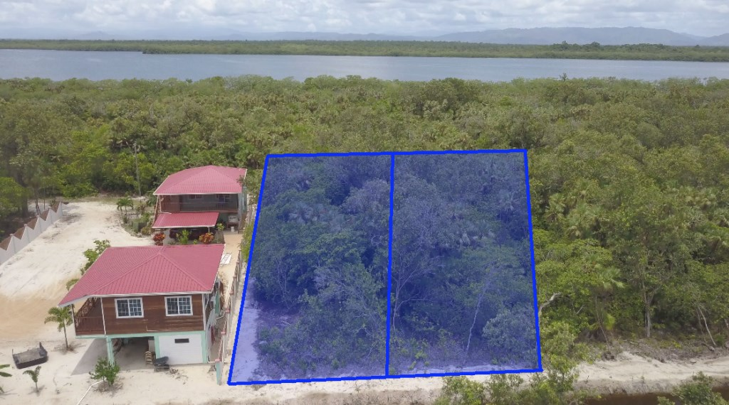 RE/MAX real estate, Belize, Maya Beach, Lowest Price Waterfront Lots in Placencia