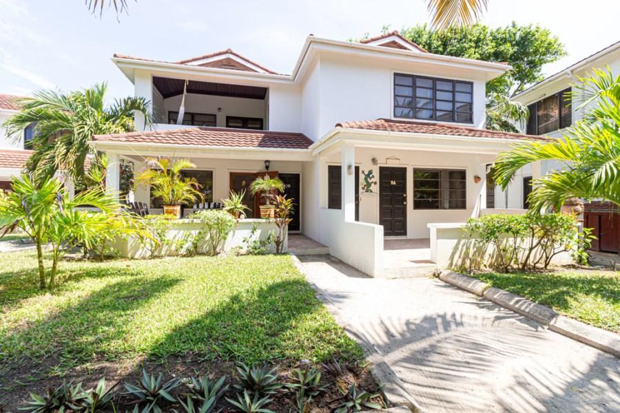 RE/MAX real estate, Belize, San Pedro, Income Generating Condo in Beachfront Community — San Pedro